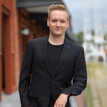 Kirchenmusiker  Nathanael Kläs