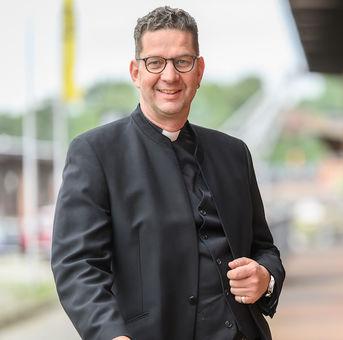 Pastor Heiko von Kiedrowski - Copyright: Guido Kollmeier