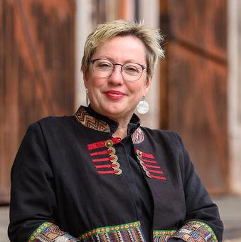 Pröpstin Petra Kallies